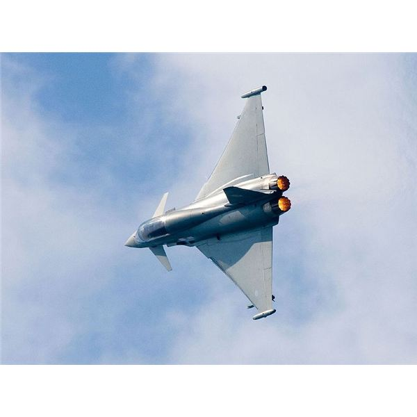 Wiki CommonsTyphoon Eurofighter Dogfighting