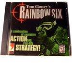 Authors Rainbow Six Disc