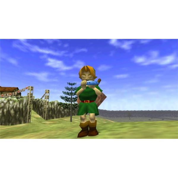 Top Songs from The Legend of Zelda: Ocarina of Time