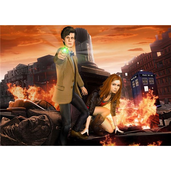 City Of The Daleks - The Best Doctor Who Game Yet?