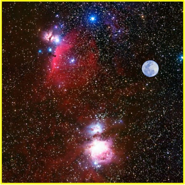 Palomar Sky Survey - 6 Degrees