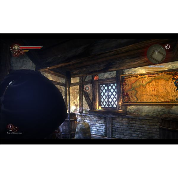 Witcher 2 Guide - Hung Over