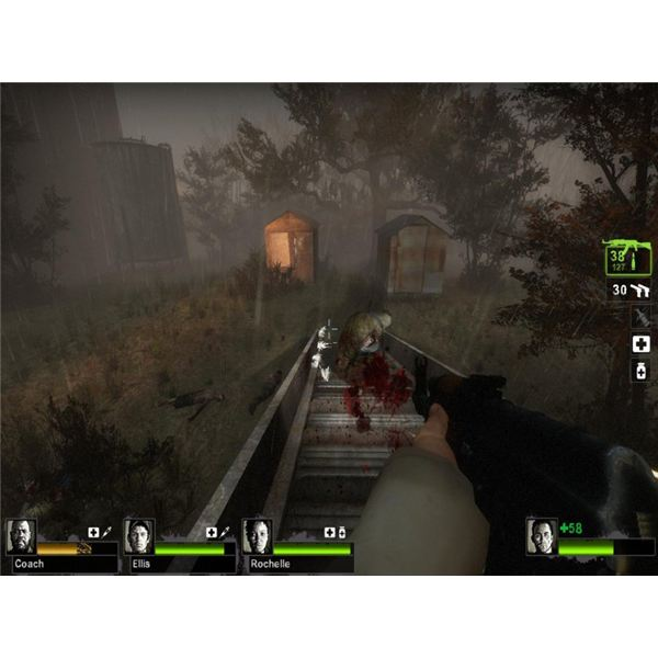 Left 4 Dead 2 Bosses: A Brief Overview of L4D2 Boss Zombies
