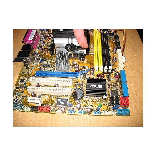 AGP Motherboard color - pic