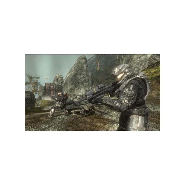 Halo: Reach Armor Abilities: One of the Many New Halo: Reach Weapons
