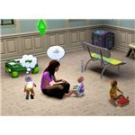 The Sims 3 daycare teaching to talk