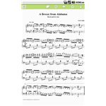 The MusicPad Sheet Music Viewer from FreeHandMusic.com for Android
