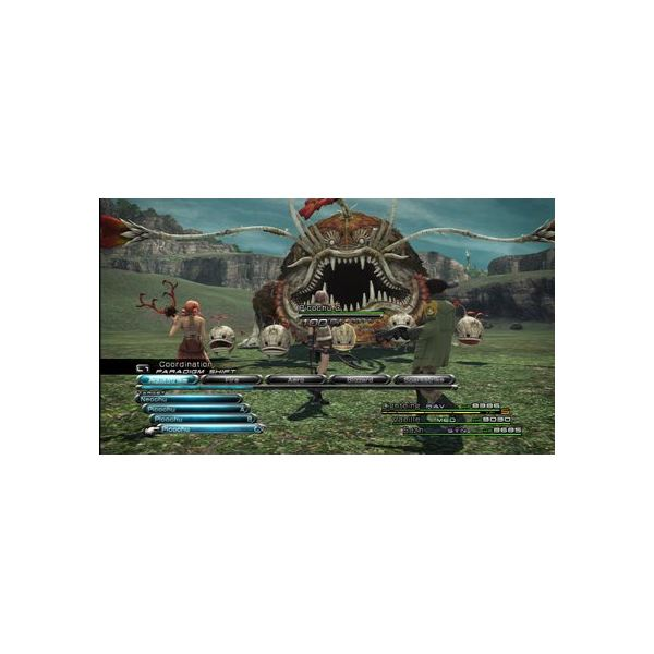Final Fantasy XIII - Neochu Battle Guide
