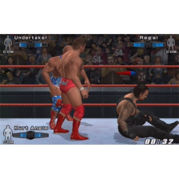 Gameplay in SmackDown! vs. Raw 2006 was balanced, realistic, and most importantly, highly enjoyable.