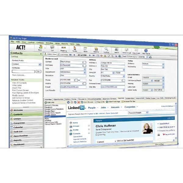 A Review of the Top 3 Customer Resource Management Systems