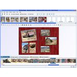 User Interface of My Photo Books