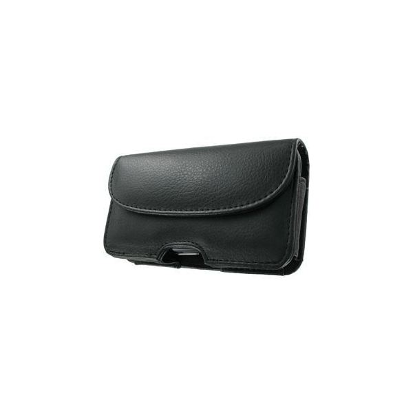 Deluxe Horizontal Leather Carrying Wallet:Pouch