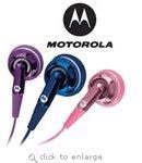 Motorola In-Ear Stereo Headset EH25 (Original)