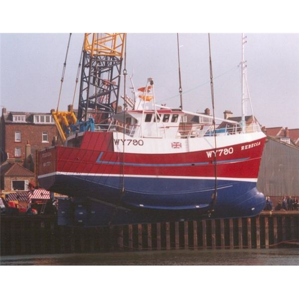Transom SternTrawler Rebecca from Parkol Marine Website