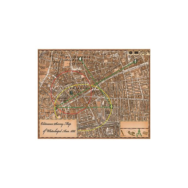 A Map of Victorian London