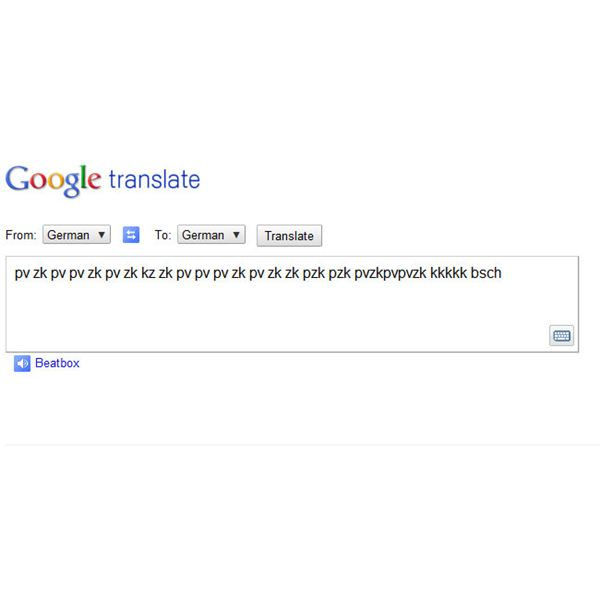 the top 5 fun things to do with google translate