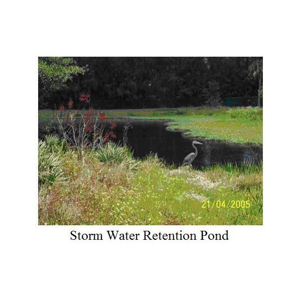 Excel Formulas for Calculating the Volume of Storm Water Detention Ponds