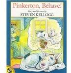 book pinkerton behave 1993