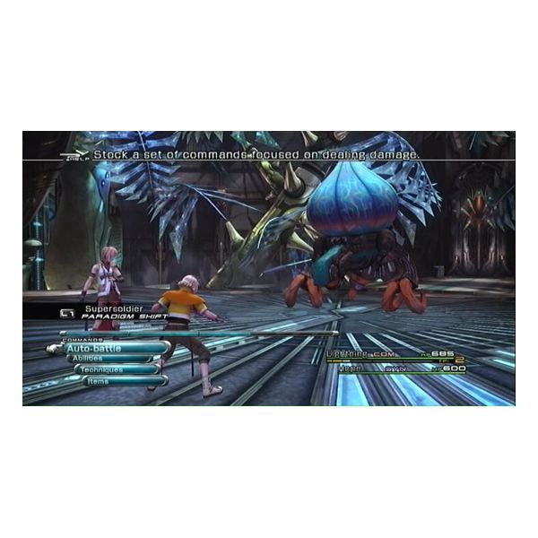 A List of The Bosses In Final Fantasy XIII That May Cause Trouble