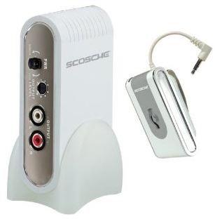 Scosche IUBHK MP3 Bluetooth Home Kit