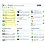 AppBrain Website