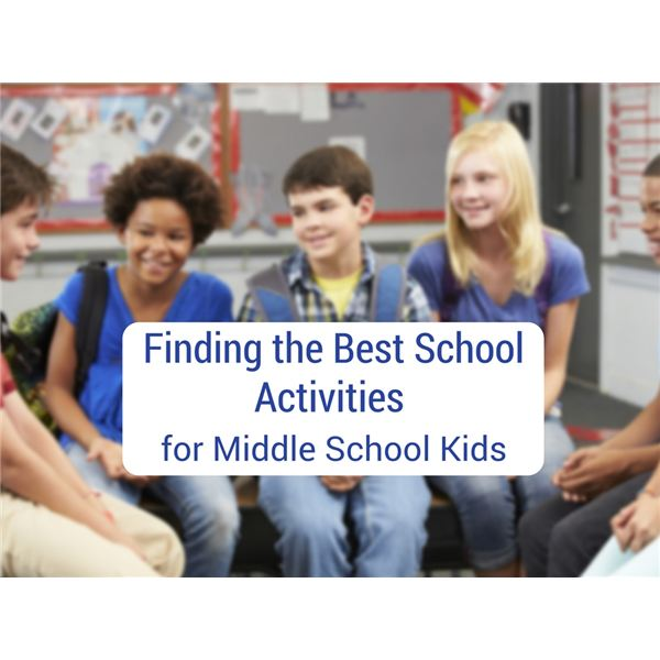 Helping Your Middle Schooler Find the Best Extracurricular Activities
