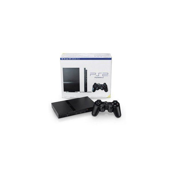 Playstation 2 Console by Sony Entertainment