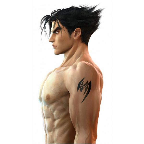 Tekken's Jin Kazama and His History
