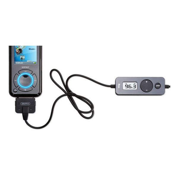 What is the Sansa Fuze FM Transmitter & How Does It Work?