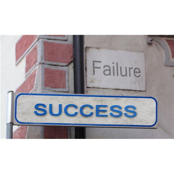 How Failure Could Be the Secret to Your Success