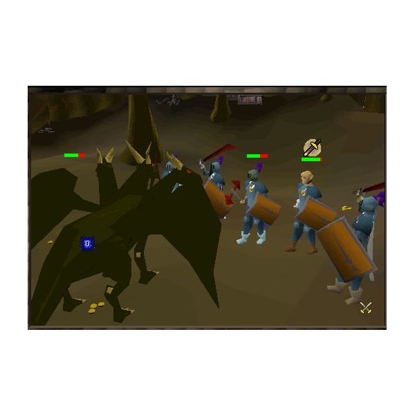 Free Online MMO Game: Runescape