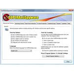 Preferences in Using SUPERAntiSpyware Free