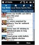 AP Mobile screenshot