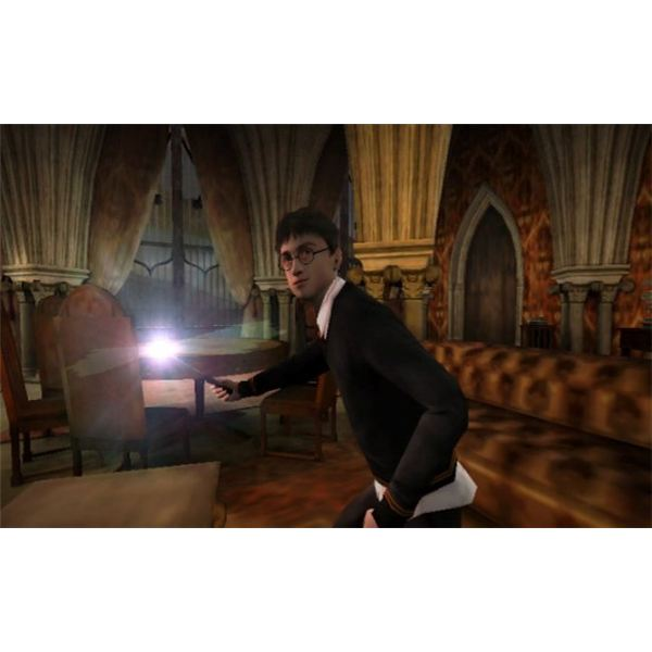 Harry Potter and the Half Blood Prince is an adventure video game that takes you into the world of magic