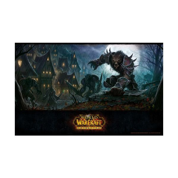 Feral Druid Worgen Name Ideas for World of Warcraft (WoW) Cataclysm: Worgen Druid Naming Resource