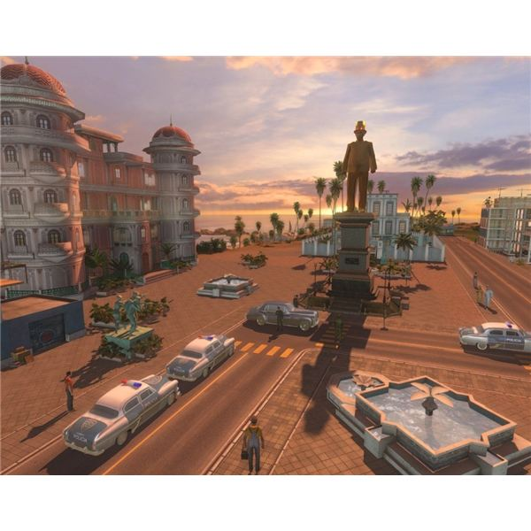 Tropico 3 Absolute Power Gold Statue