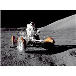 The Lunar Roving Vehicle - Apollo 17