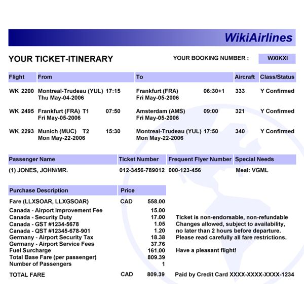 Air Tickets Online Are a Hotbed of Scams