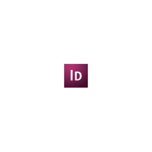 Adobe InDesign Logo, adobe.com