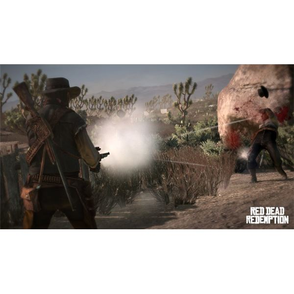 Red Dead Redemption Winning a Duel