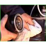 Lube Oil Filter and O-ring