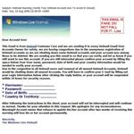 1 security mistake will allow a Windows Live Hotmail virus entry to your computer.