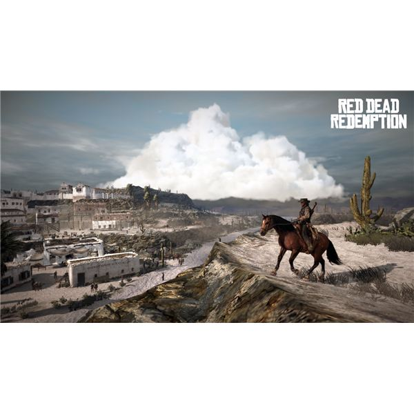 Red Dead Redemption: A Wide Open World.