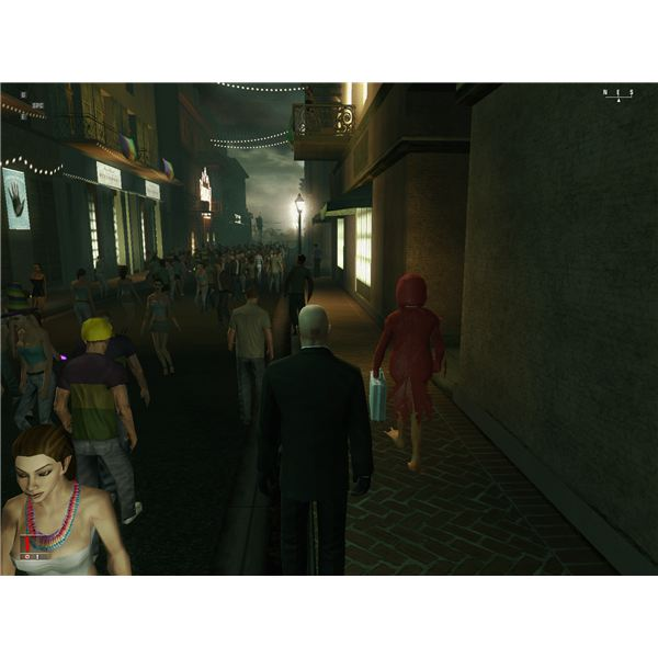 Hitman Blood Money Walkthrough - Mardi Gras - Diamond Case Delivery Guy