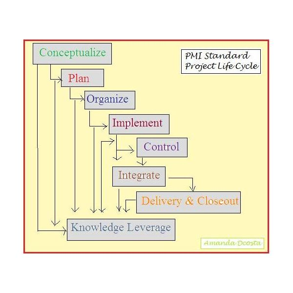 An Overview of the PMI Standard Project Life Cycle