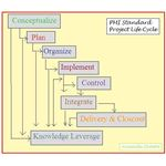 PMI Standard Project Life Cycle