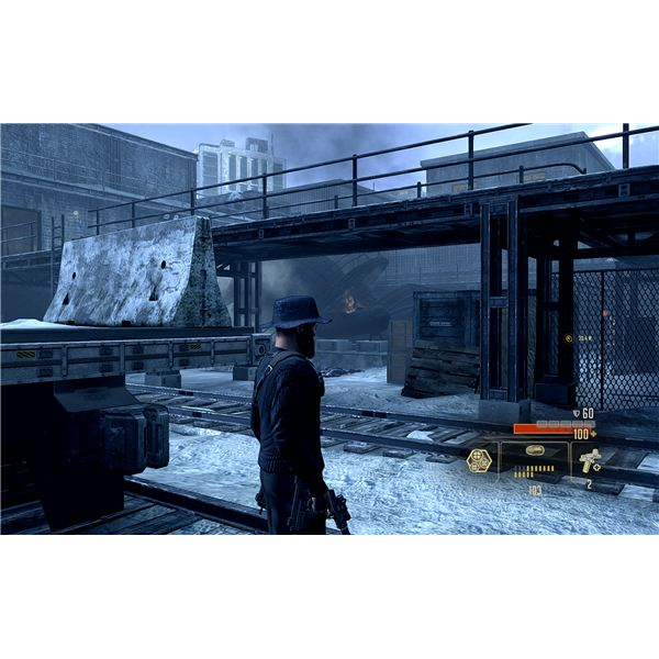 Alpha Protocol Walkthrough - Moscow: Investigate Weapons Shipments