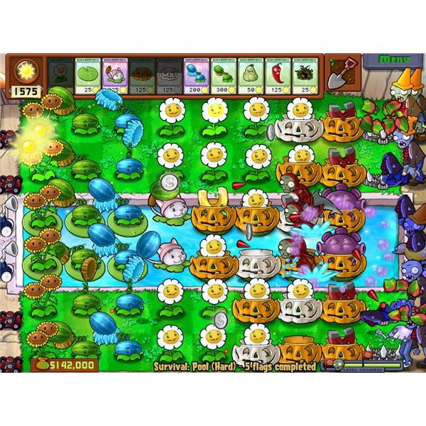 Make Gold Fast with this Plants vs. Zombie Guide
