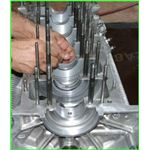 Main bearing assembly