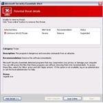 Fake Microsoft Antivirus: a Fake Microsoft Security Essentials Alert